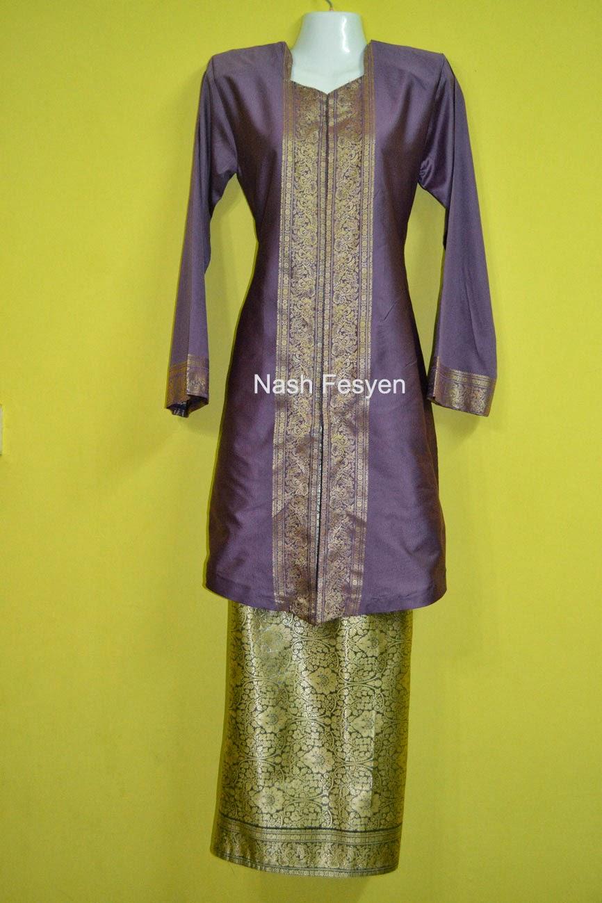 Nash Fesyen Peplum Sari
