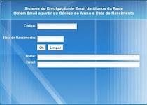 E-mail Rioeduca Aluno