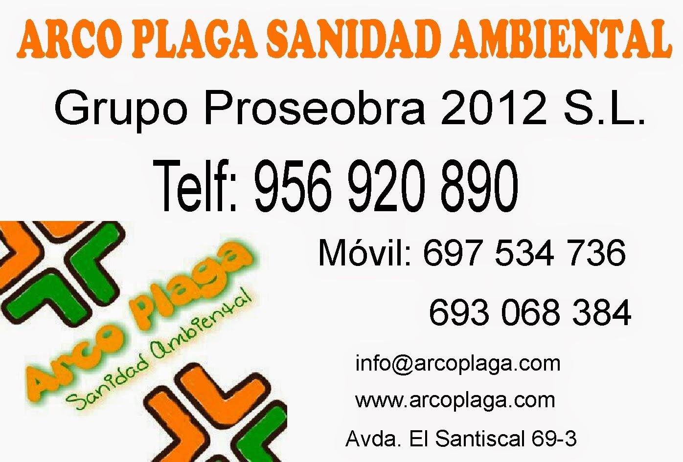 Arco Plaga