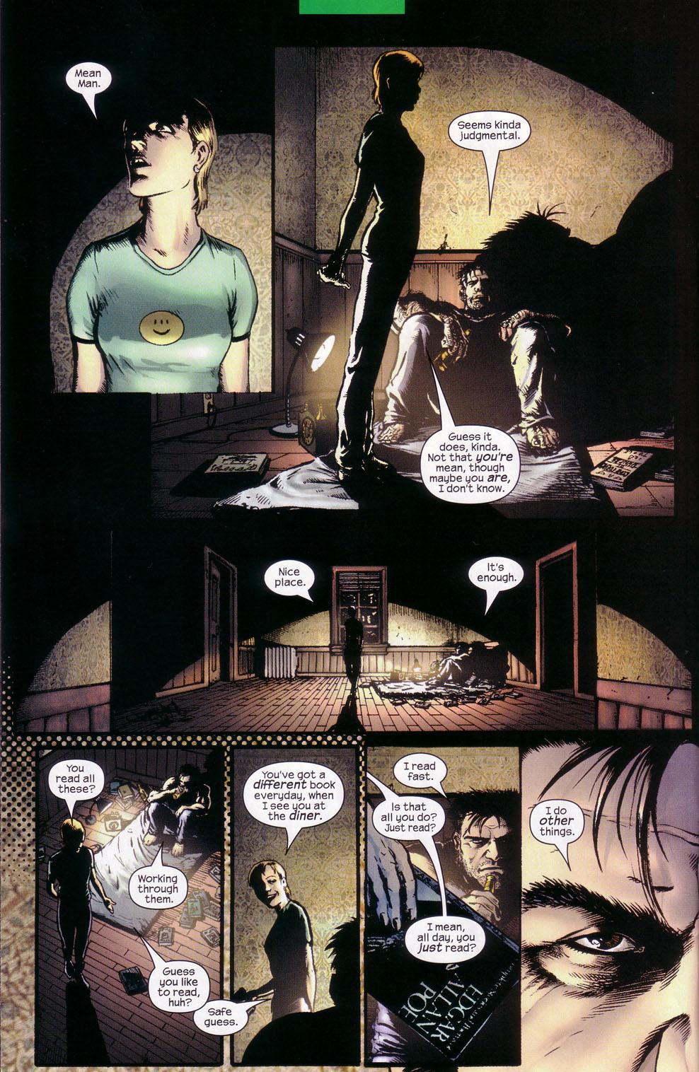 Read online Wolverine (2003) comic -  Issue #1 - 16