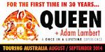 QUEEN+AL AUSTRALIA
