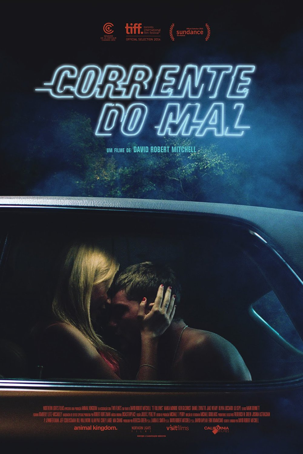 Corrente do Mal – Legendado (2014)