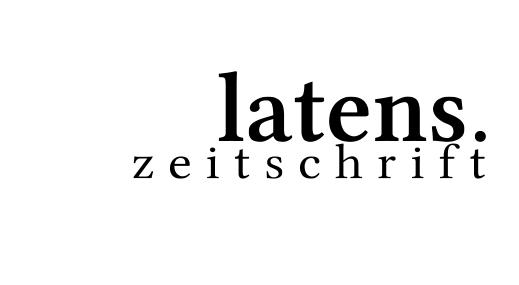 latens. zeitschrift