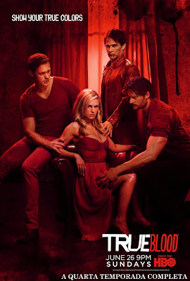 True Blood - 4ª Temporada Completa - HDTV Legendado