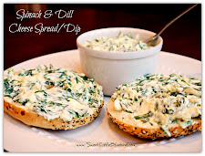 Spinach & Dill Cheese Spread/Dip