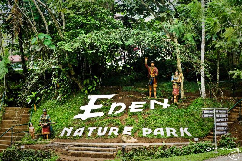 Davao Top Travel Spots Eden Nature Park Beautiful Mindanao