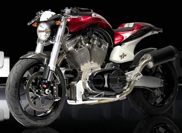 AVINTON COLLECTOR GT MOTORCYCLES 2015