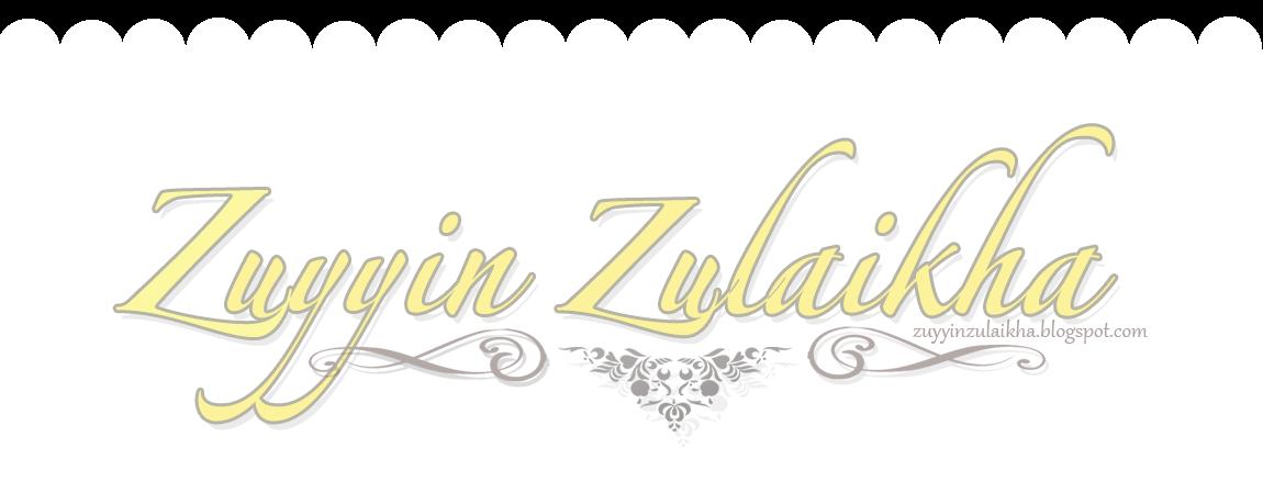 zuyyin zulaikha