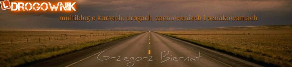 Drogownik - multiblog o drogach i nie tylko. Grzegorz Biernat. Nauka jazdy Kraków/STACH