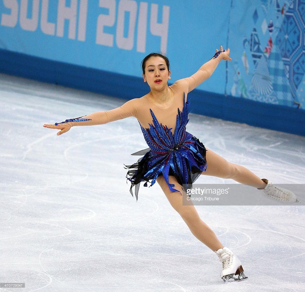 Mao Asada campeona del mundo en el 2008, 2010y 2014