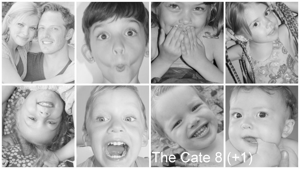 The Cate 8(+2)