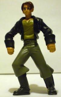 Front of McDonald's Treasure Planet Jim Hawkins action figure
