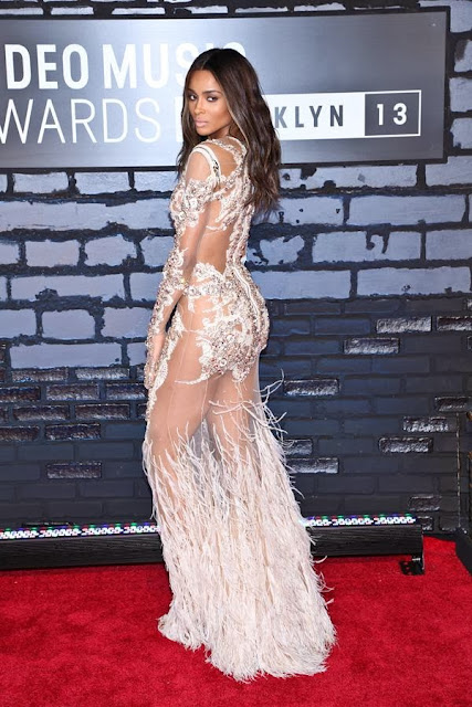 Ciara VMA dress