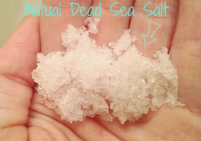 ahava mineral bath