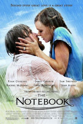 Watch The Notebook 2004 BRRip Hollywood Movie Online | The Notebook 2004 Hollywood Movie Poster