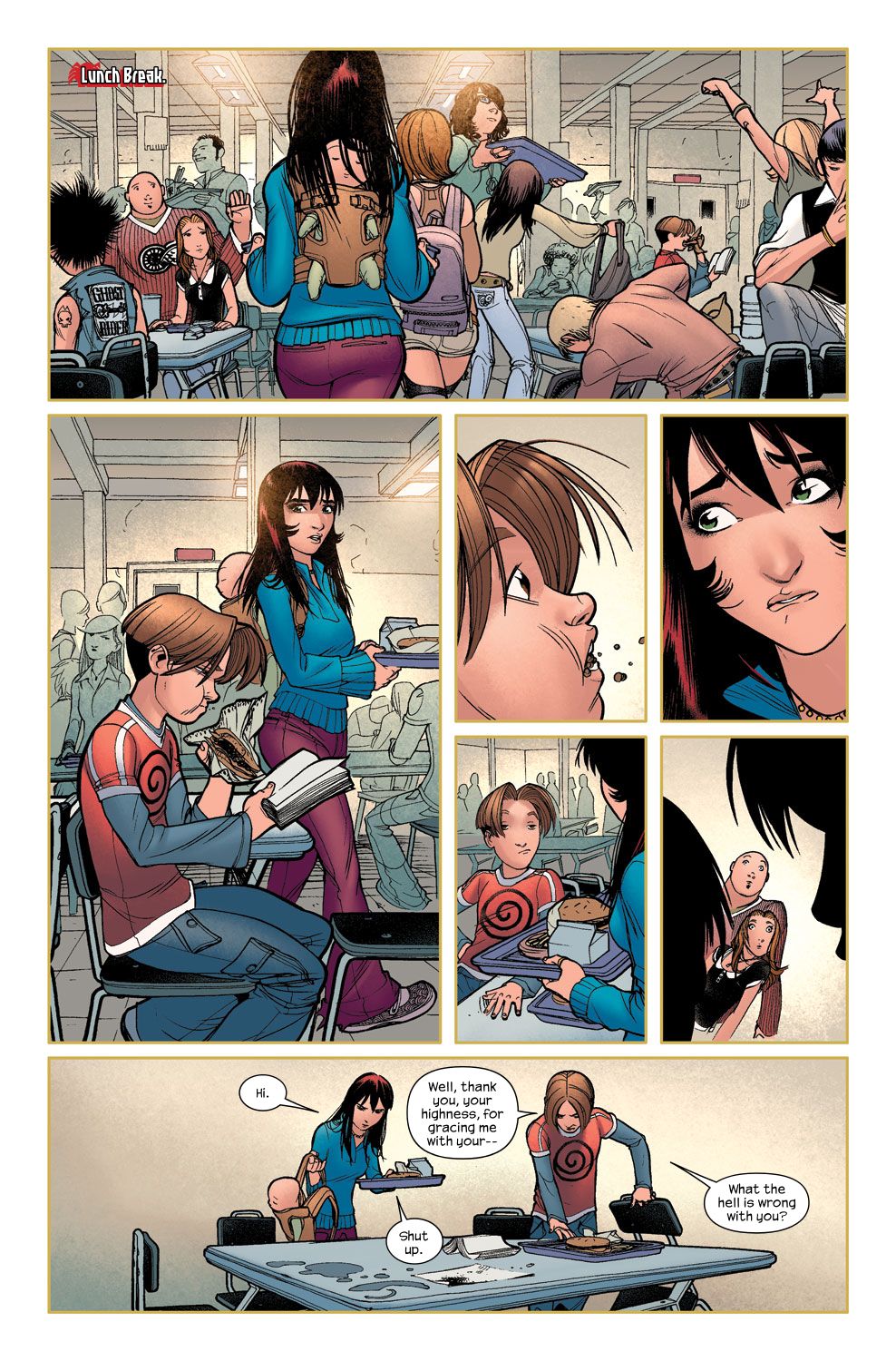 Ultimate Spider-Man (2000) _Annual 3 #3 - English 15