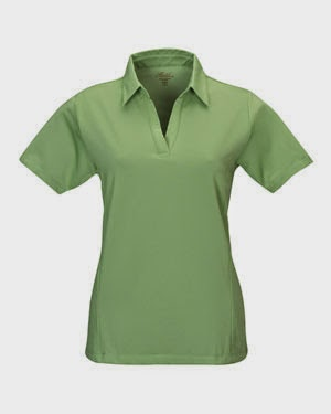 Tri Mountain Polo Golf Shirt