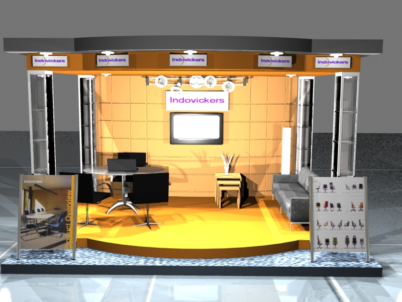 BitStyle Design Booth Pameran