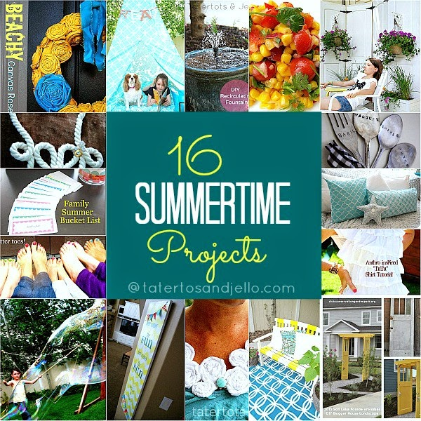 16 DIY Summertime Projects to Make