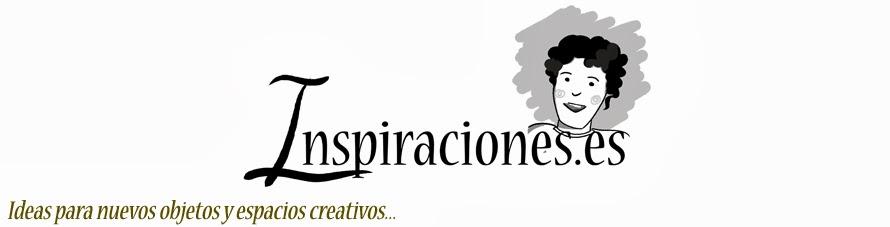Inspiraciones.es blog con ideas para inspirar objetos y diseños creativos