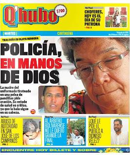qhubo cartagena 16-7-2013