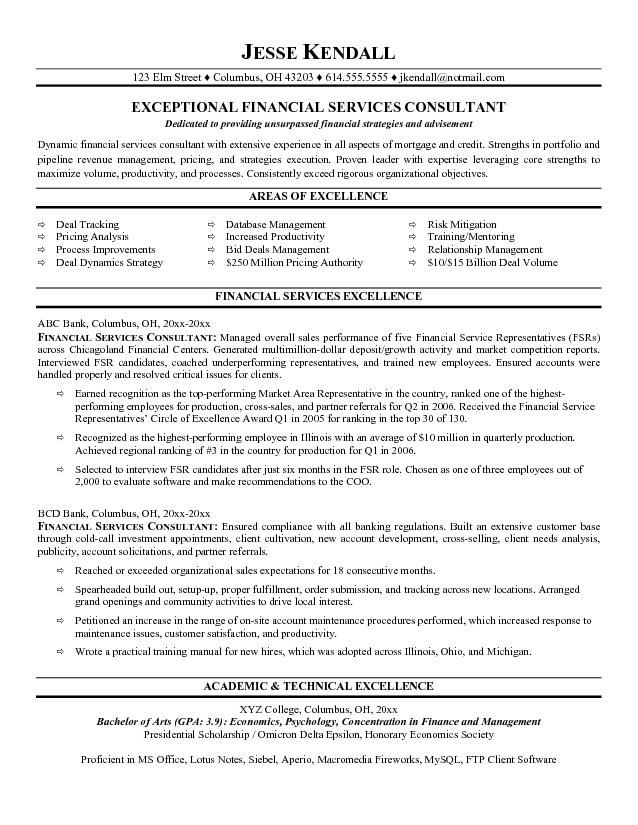 senior it consultant resume – Sample Consultant Resume