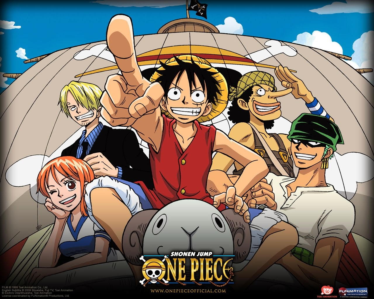 One Piece Anime Series Download OP