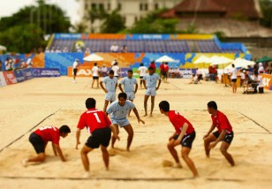 Kevin Yulio Olahraga Tertua Di India