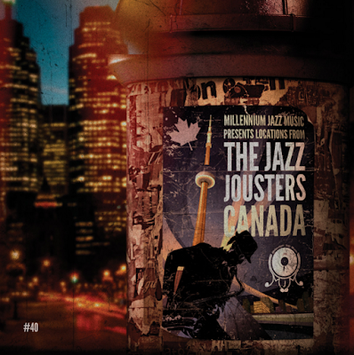 THE JAZZ JOUSTERS - LOCATIONS: CANADA cover