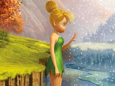 Disney animated Tinkerbell HD Picture