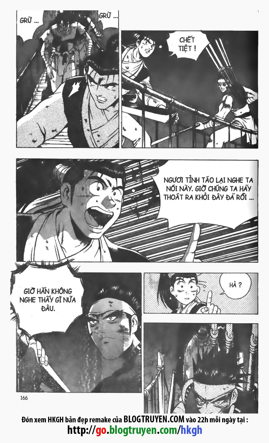 Hiệp Khách Giang Hồ chap 130 page 13 - IZTruyenTranh.com