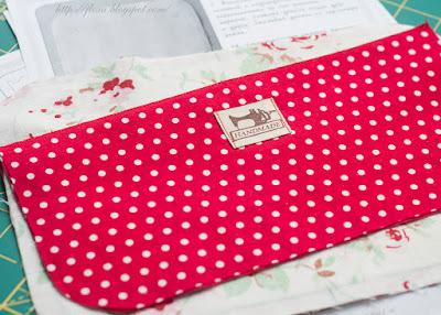 шитье бирка карман