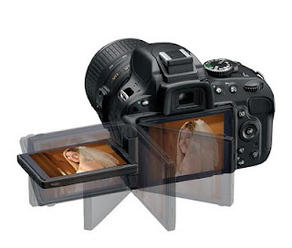 nikon d5100-2/></a></div><br /> Nikon D5100 can record full HD 1080p resolution video with full-time autofocus, manual exposure control, and choice of speeds at 24fps or 30fps. Users can change the focus of making a video with a variety of autofocus options, such as face priority focus lens that can focus up to 35 faces the subject, subject-tracking, and normal or wide-area autofocus. In addition, full HD 1080p format, this camera can record 720p video resolution. Just like the photos, the video can be edit directly on the camera.<br /> <br /> <div class=