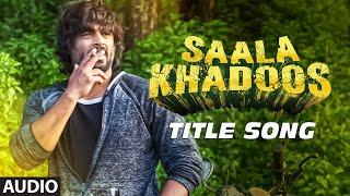 SAALA KHADOOS Title Song (Full Audio) _ R. Madhavan, Ritika Singh _ T-Series