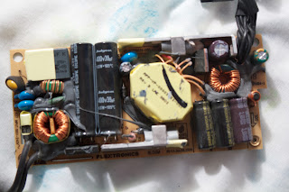 Time capsule power supply