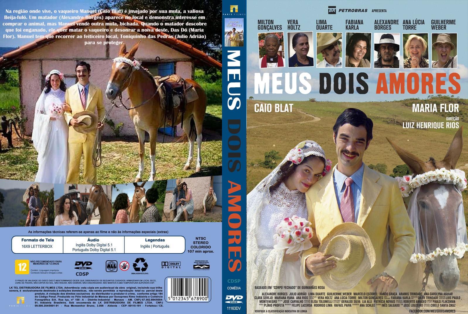 Meus Dois Amores DVDRip XviD Nacional MEUS 2BDOIS 2BAMORES