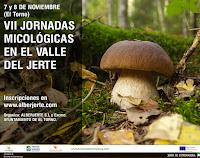 Jornadas Micológicas en el Valle del Jerte