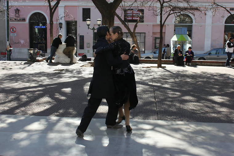 Tango i gatene