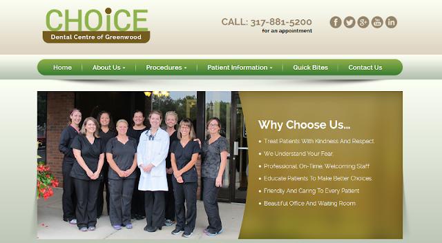 leading dental center in Greenwood, IN