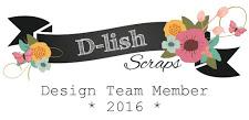 Past Design Teams - D-lish Scraps
