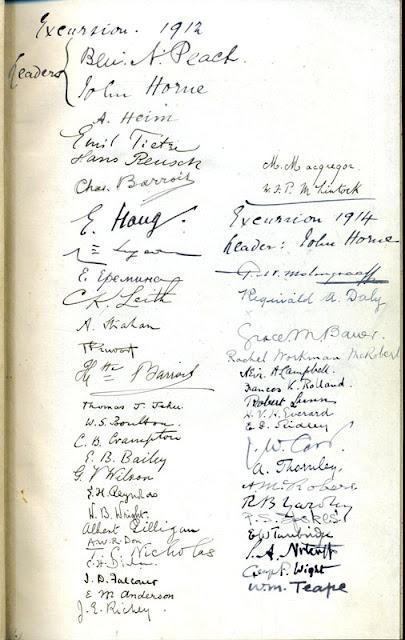 Signed copy of the North-West Higlands Memoir