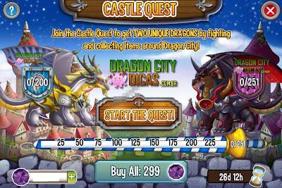 Evento Especial - Castelo Mágico