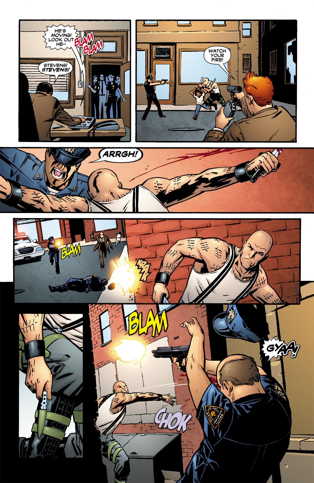 Detective Comics (1937) 815 Page 19