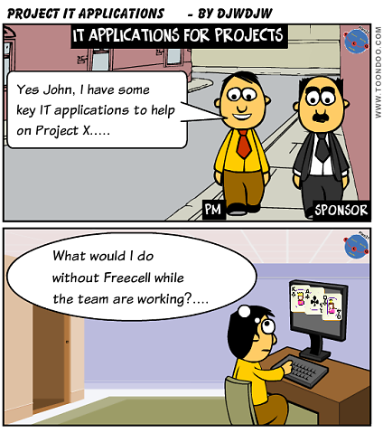 IT Applications for Projects