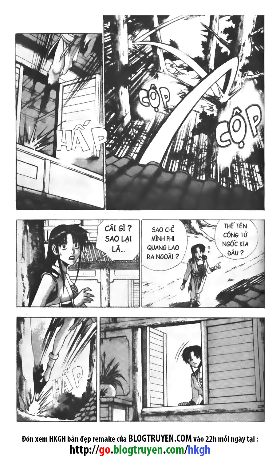 Hiệp Khách Giang Hồ chap 238 Trang 23 - Mangak.info