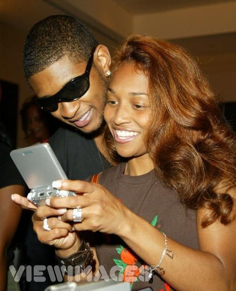 usher and chilli relationship problems
