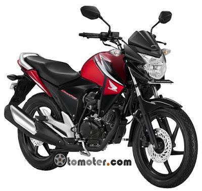 Harga Beka Motor Honda Mega Pro, Spesifikasi Motor Mega Pro
