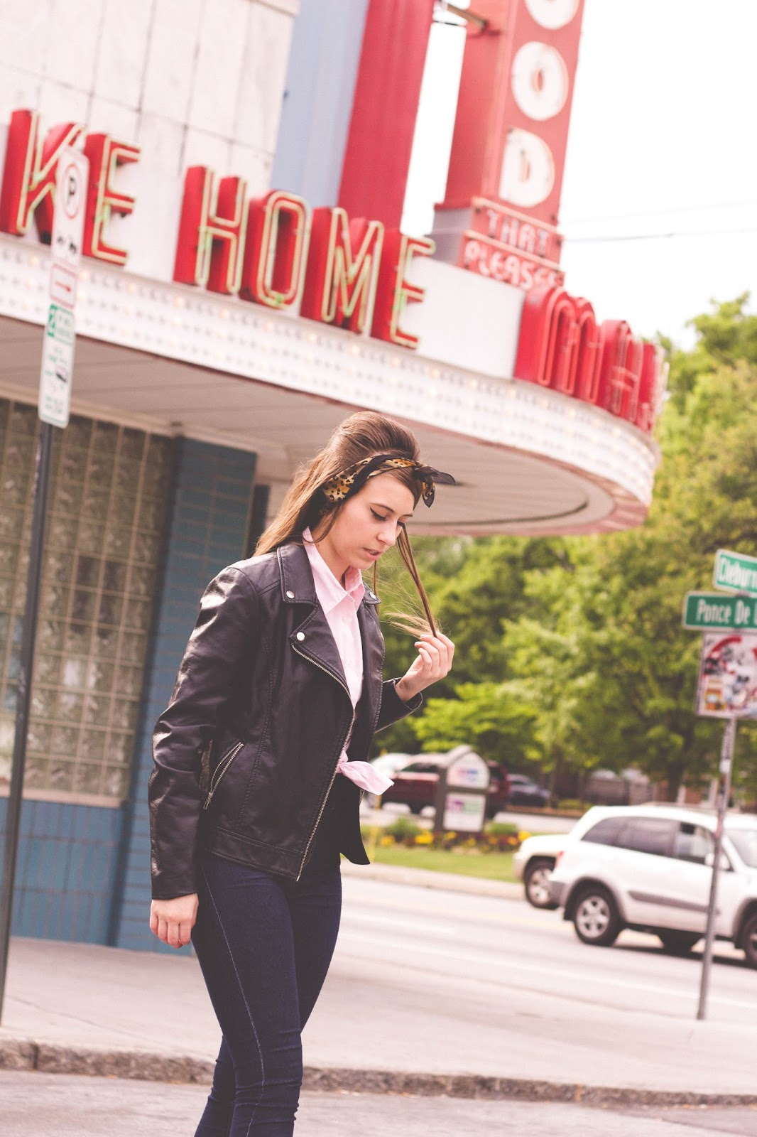 50's, style, rockabilly, retro, vintage, hipster, high waisted jeans, biker jacket, diner, fashion blogger, movie blogger, costume design, greaser, modern greaser, converse, style blog, vintage photography, teen vogue blogger, it girl