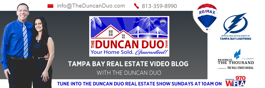 Duncan Duo Tampa Real Estate Video Blog