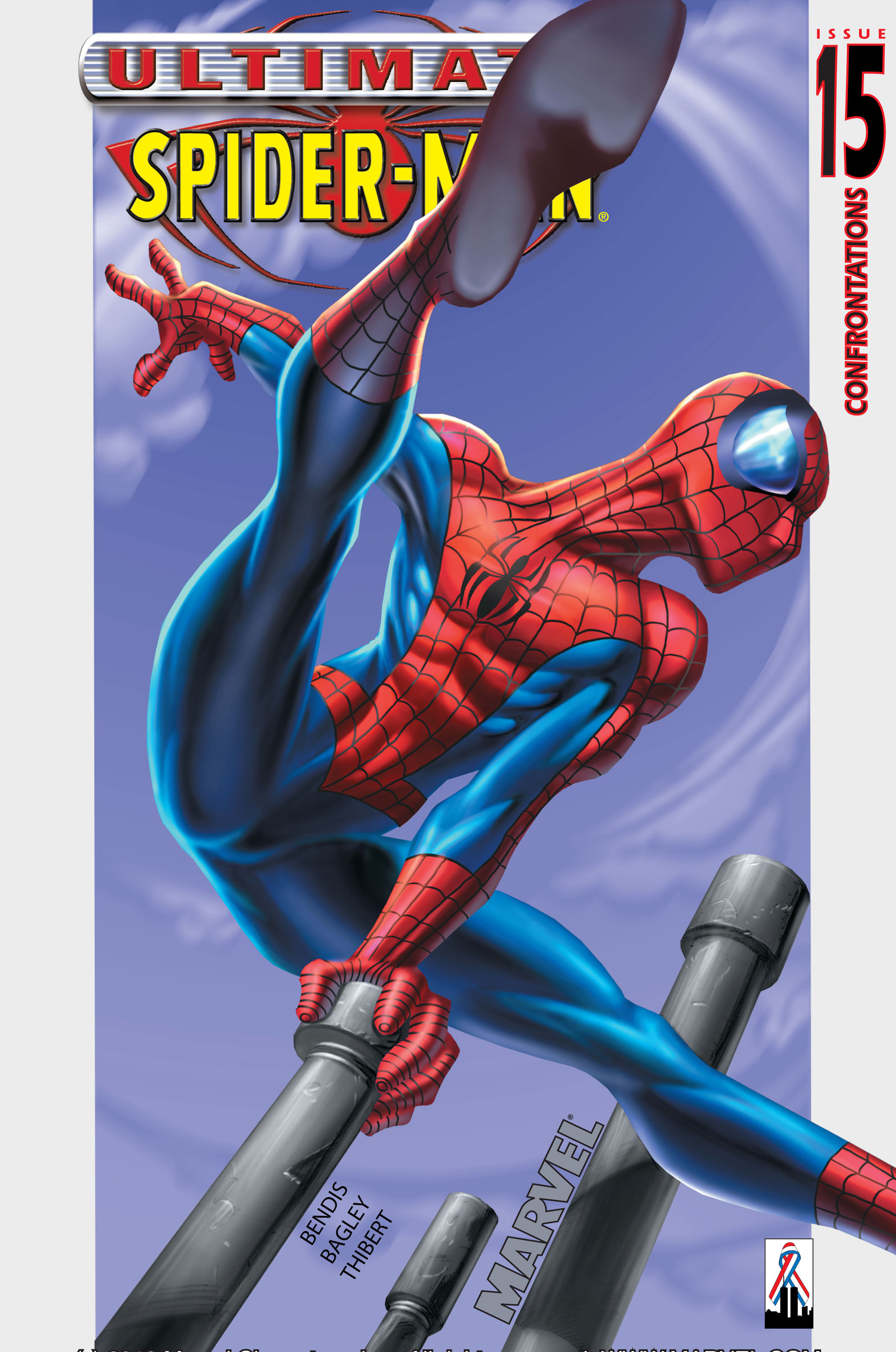 Ultimate Spider-Man (2000) Issue #15 #19 - English 1